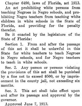 1913 law